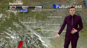 Edmonton weather forecast: Monday, February 15, 2021 (02:48)