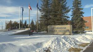 Crime Suppression Team hits the streets of Lethbridge (01:51)