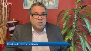 Calgary Mayor Naheed Nenshi discusses COVID-19 restrictions (06:53)