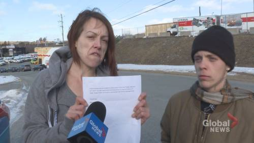 Single mother on social assistance displaced from Dartmouth hotel   Watch News Videos Online