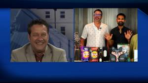 Global News Morning chats with Jason Krell and Aly Velji, The Style Guys (05:41)