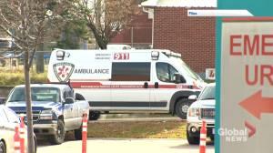 New Brunswick civil servants in hot seat over ambulance response times (01:58)