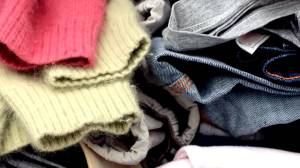 Toronto startup aims to turn food waste into clothing (03:57)