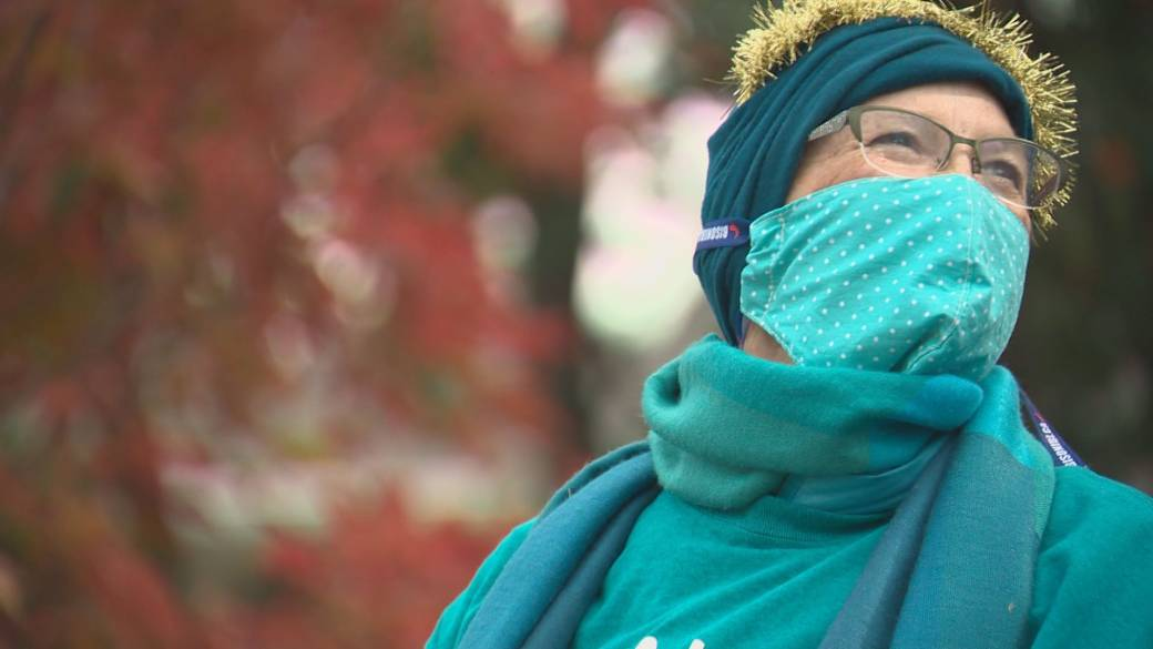 University Of Alberta Students Raise Money For Ovarian Cancer Research In Honour Of Professor Edmonton Globalnews Ca