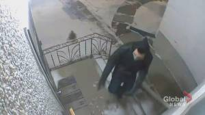 Regina resident robbed twice by porch pirates (01:44)