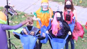 Many families in Durham Region skipping trick-or-treating this year (01:43)