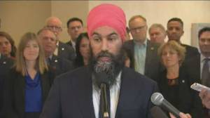 Singh says Trudeau has 'lot to answer for' over RCMP owing thousands to Aga Khan island