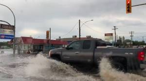 2 southern Manitoba communities face flooding after heavy rains