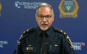 Winnipeg police talk about the safety of officers after an off-duty officer was assaulted