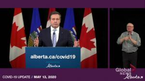 Phase 2 of Alberta relaunch will be no earlier than June 19: Kenney