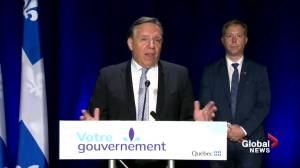 Coronavirus: Quebec premier not against making masks mandatory