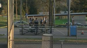 Coquitlam park shooting victim identified as 20 year-old Bailey McKinney (01:13)