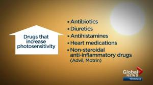 Health Matters: How your medication can increase your risk in the heat (02:37)