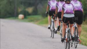 Pancreatic cancer awareness bike tour hits Halifax