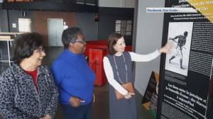 Jamaican-Nova Scotian exhibit