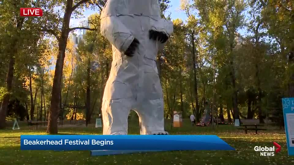 Beakerhead 2019 kicks off on Sept. 18