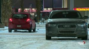 Theft of vehicles left idling on the rise in Edmonton