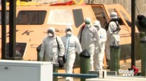 Coronavirus outbreak: Cruise ship with sick workers docks in Miami Beach, Fla.