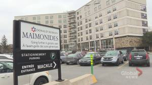 Maimonides Geriatric Residence among first facility set to get vaccine in Montreal (02:05)