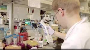 Research at Queen's University has found a way to detect cancer through a blood test (04:34)