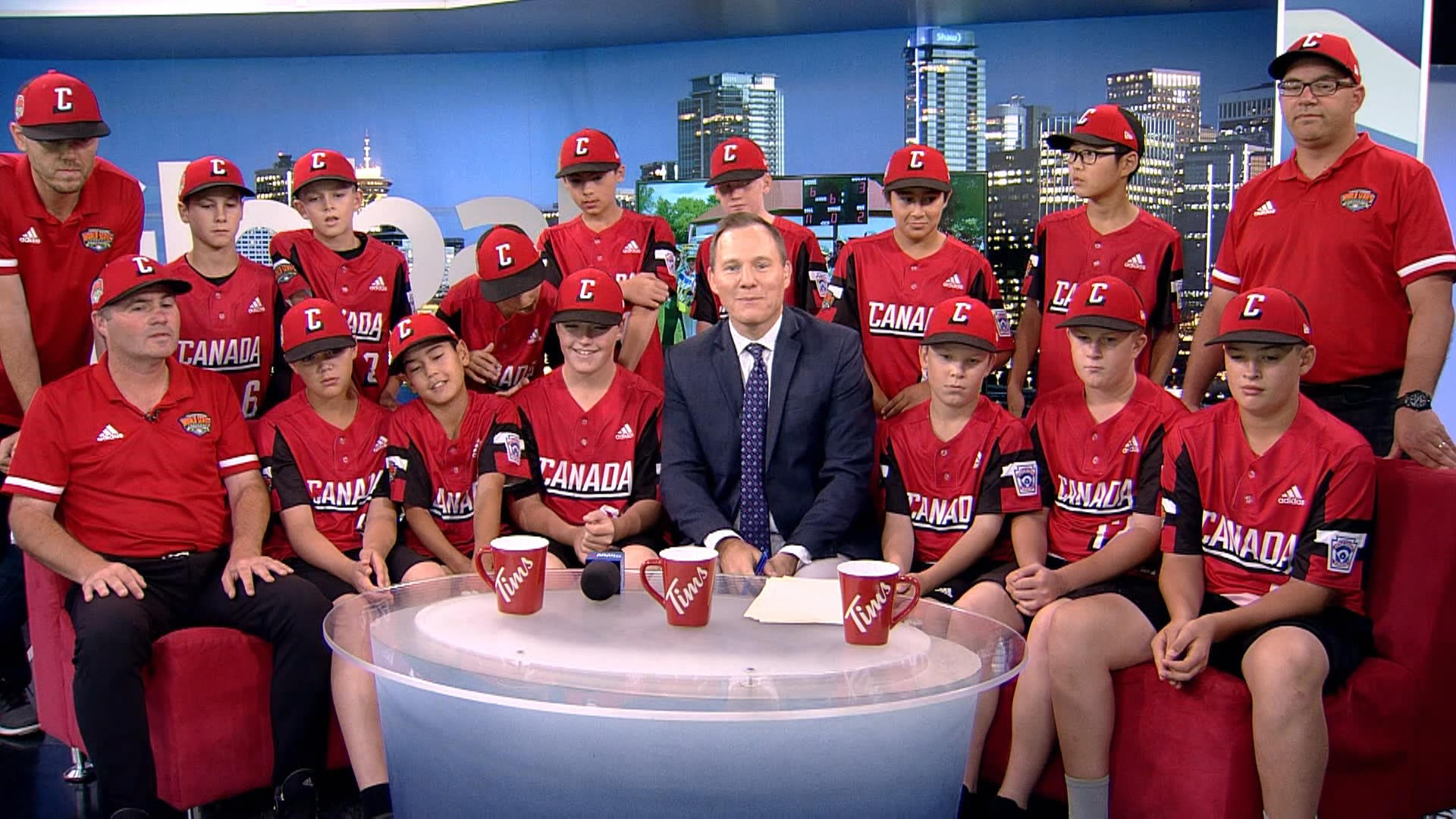 Canadian Little Leaguers return home from World Series