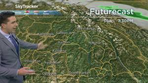 Kelowna Weather Forecast: September 28 (03:35)