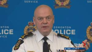 Edmonton police use data, artificial intelligence to combat crime
