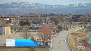 Kelowna Weather Forecast: April 6