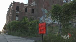 Opposing groups jockey to redevelop the historic Canada Malting Plant in St-Henri