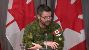 Helicopter was flying on military-sanctioned mission before crash: CAF