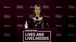 Alberta identifies 291 new COVID-19 cases, 2 more pandemic-related deaths on Monday (02:00)