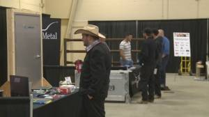 Southern Alberta farmers find new innovation at Livestock Expo