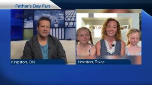 Parenting expert Maureen Dennis chats with Global News Morning