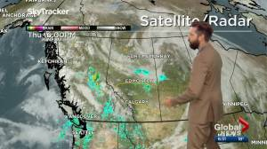 Edmonton weather forecast: Thursday, September 24, 2020