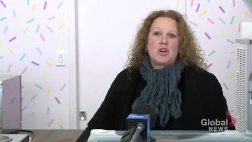 Montreal woman who left desk job to pursue bakery dream fears COVID-19 will destroy her business | Watch News Videos Online