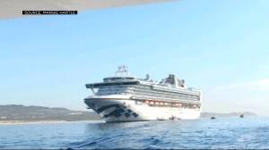 Coronavirus outbreak: Uncertain future for remaining passengers aboard the Grand Princess
