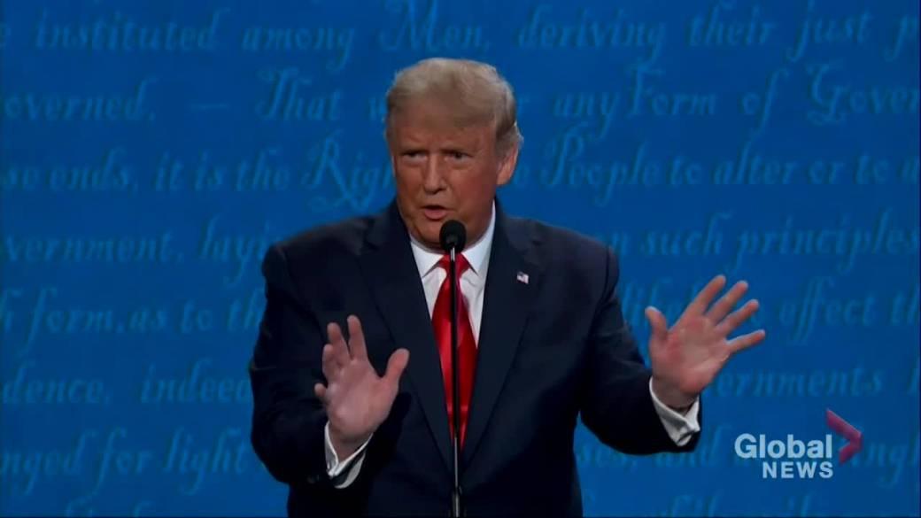 Click to watch video 'Presidential Debate: Biden Says Trump Wasn't' Joking 'About Injecting Bleach Amid Coronavirus Pandemic' '
