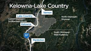 A closer look at the candidates running in Kelowna—Lake Country (03:36)