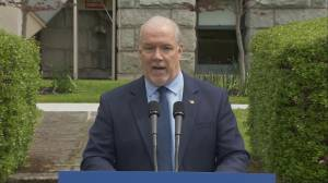 Premier Horgan gives June 10 COVID-19 update