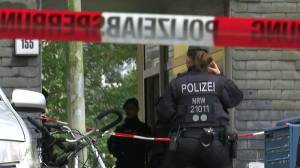 5 children found dead in Germany, officials say mother is suspect (00:38)