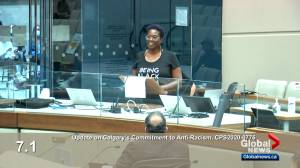 Calgary holds public hearing on systemic racism