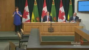 Coronavirus outbreak: Saskatchewan premier encourages graduates, schools to find innovative, creative ways to celebrate