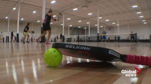 Summer camp season takes over Edmonton Volleyball Pickleball Center (01:56)