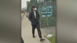 Vancouver Police identify person of interest in stalking case (01:44)