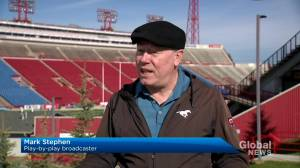 Calgary Stampeders 2020 season update