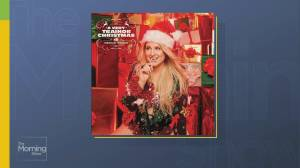 Meghan Trainor on new holiday album 'A Very Trainor Christmas' (06:39)