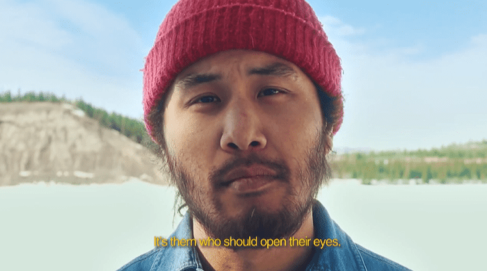 Click to play video: 'Powerful campaign targets anti-Asian racism'
