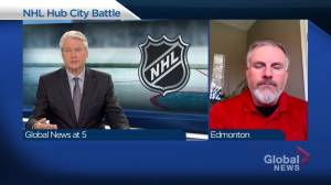Marketing wins outweigh economic benefits for Edmonton and The Oilers as an NHL host city: analyst