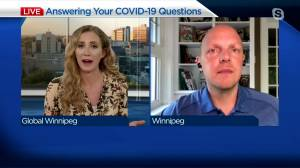 Answering your COVID-19 questions, June 24 (03:52)