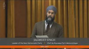 Canadian MPs vote to condemn Atlanta mass shooting, anti-Asian racism (01:31)